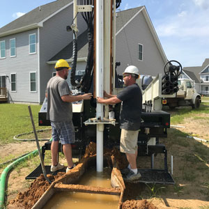 Water well drill rigs engineered for efficiency and speed to ramp up your water well drilling, geothermal drilling, and cathodic protection drilling production