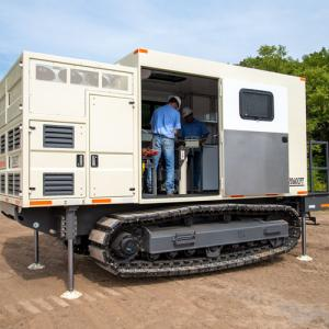 2060CPT provides comfortable climate-controlled cabin for static-weight CPT machine