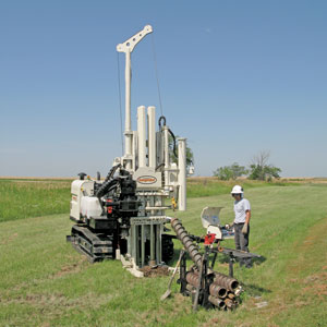 Specialty Drill Rigs by Geoprobe®
